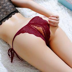Leechee n230 mujeres ropa interior erótica lencería sexy arco floral perspectiva Lenceria nueva tentación vendaje baja cintura trajes porno