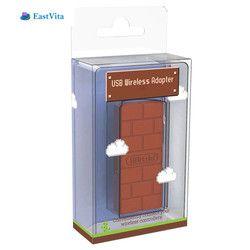 EastVita portátil 8 Bitdo adaptador USB Bluetooth inalámbrico Gamepad receptor para Windows/interruptor ligero y tamaño compacto r29