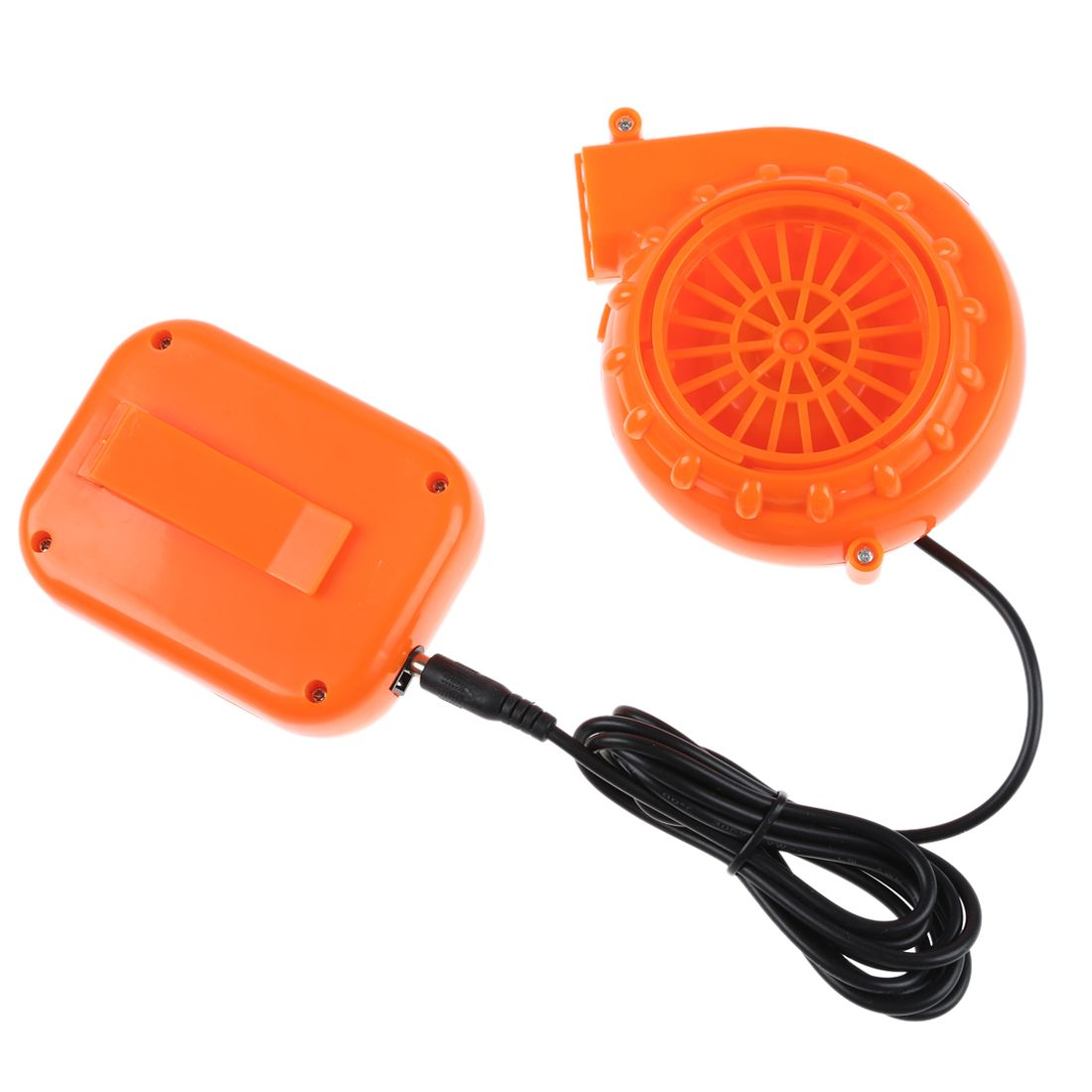 THGS Mini Fan Blower for Mascot Head Inflatable Costume 6V Powered by Dry Battery