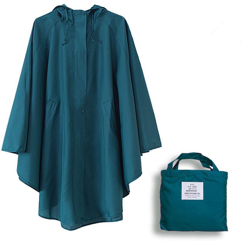 thin Hooded raincoat women dots waterproof  outdoor ladies rain coat poncho chubasquero mujer capa de chuva