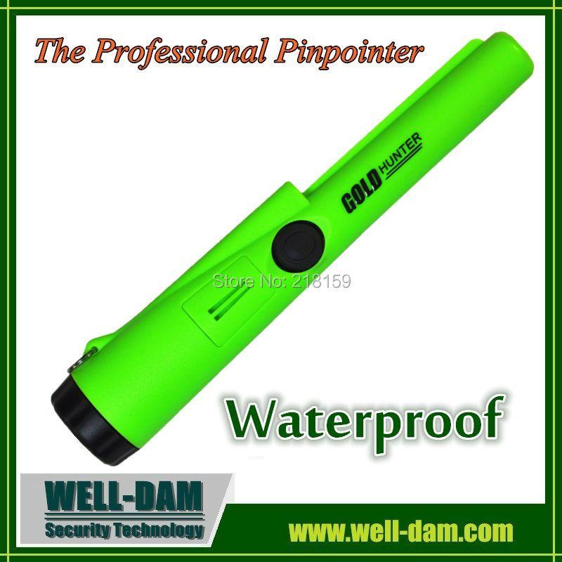 Fully waterproof gold detector,waterproof pro-pointer,waterproof pinpointer