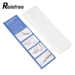 Relefree 13Pcs Double Sided Club Tape Strips Strong Adhesiveness For Golf Grip Set 22*5cm Golf Rubber Strips Strong Adhesiveness