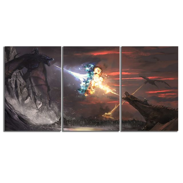 3 Piece Wall Canvas Prints Poster Painting Canvas Art Painting Wall Art Picture Home Decor Wall Art