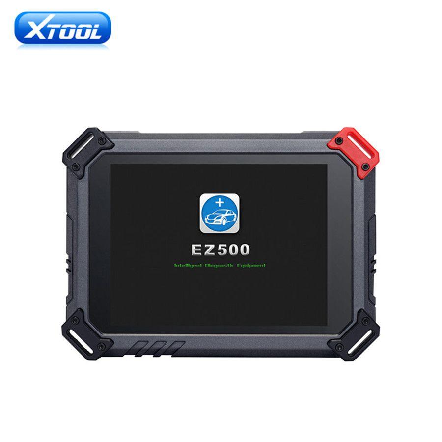 XTOOL EZ500 Volle-System Diagnose für Benzin Fahrzeuge mit Sonderfunktion Gleiche Funktion Mit XTool PS80
