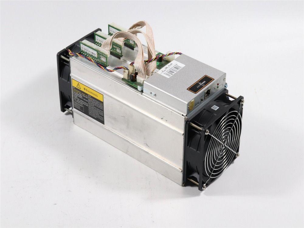 Freies Verschiffen Verwendet AntMiner S9 13,5 t Mit Netzteil Bitcoin Miner Asic Miner Btc BCH Miner Besser Als WhatsMiner m3