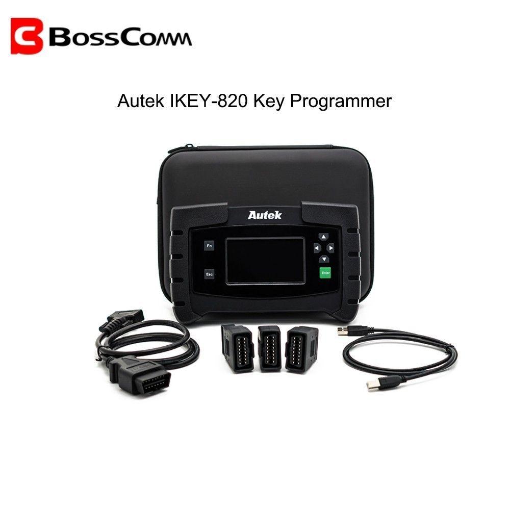 Autek IKey820 Universal Auto Schlüssel Programmierer Professionelle Werkzeug Auto Original Auto Scanner Schlüssel Programmierer Lesen Wegfahrsperre Pin-Codes