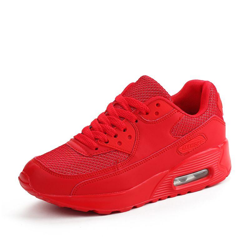 Women Running Shoes 2018 Fashion Sneakers Men Sport Shoes Breathable Mesh Soft Athletics Jogging Sport Women Sneaker Shoes Woman