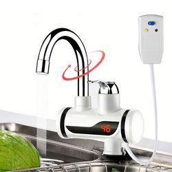 Электрический водонагреватель кран мгновенный горячей воды кран нагреватель холодный нагрев кран безрезервуарный Мгновенный водонагрева...