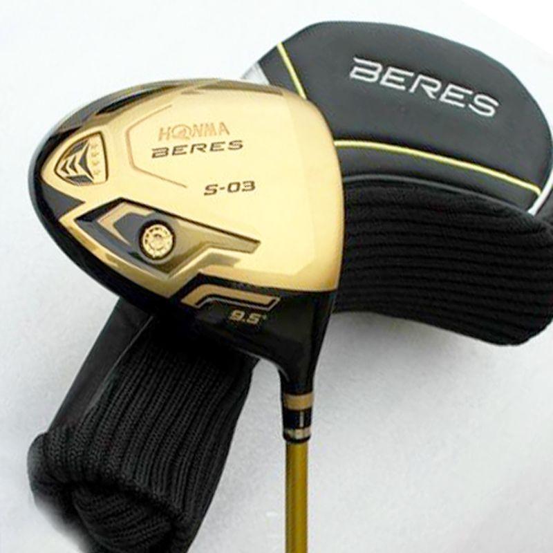 Cooyute Neue mens Golf treiber HONMA S-03 fahrer clubs 9,5 oder 10,5 loft Golf Clubs mit Graphit golfschaft geben verschiffen