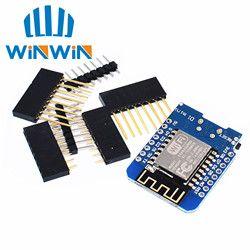 D1 mini-Mini NodeMcu 4 M octets Lua WIFI Internet de Choses développement conseil basé ESP8266 WeMos