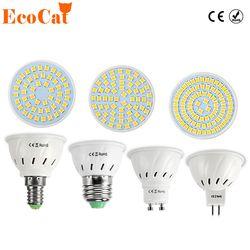 Lampe LED E27 220 V 5730 5050 SMD 2835 Ampoule LED Spotlight GU10 Bombillas LED Ampoule E27 MR16 Spot light Bougie Luz MR16 Lampada