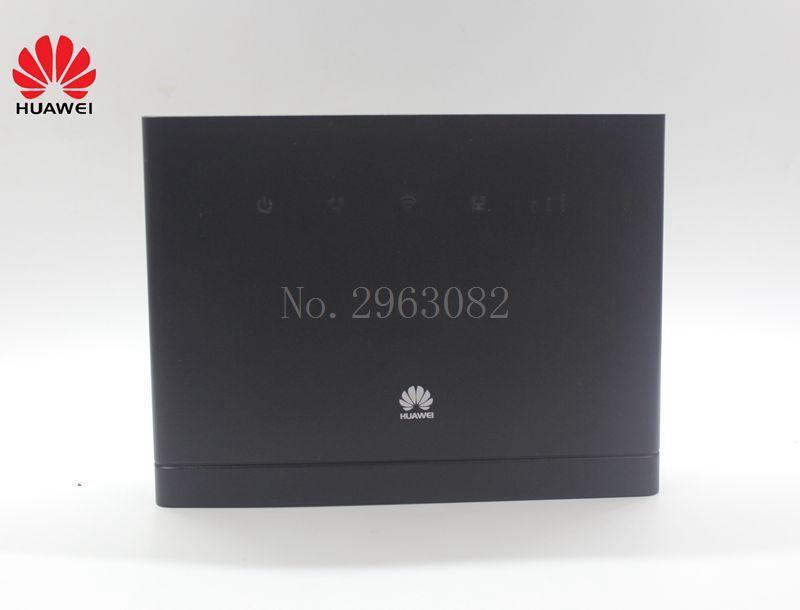 Entsperrt Huawei B315 B315s-22 150 Mbps 4g LTE CPE WIFI ROUTER-Modem mit Sim Karte Slot Bis zu 32 geräte