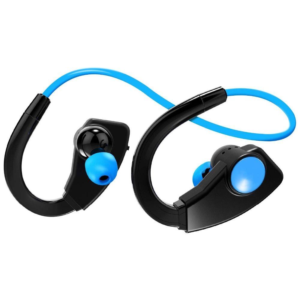 RALYIN Bluetooth Kopfhörer Mp3 Musik Player Sport Drahtlose Ohrhörer Gebaut in 8 GB Speicher Tragbare Headset für Lauf