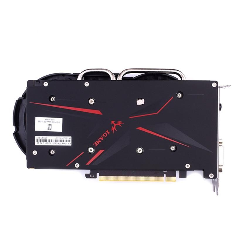 IGame GTX 1050 Ti GPU 4 GB GDDR5 128bit Jeu Vidéo Cartes Carte Graphique GPU Jan 18
