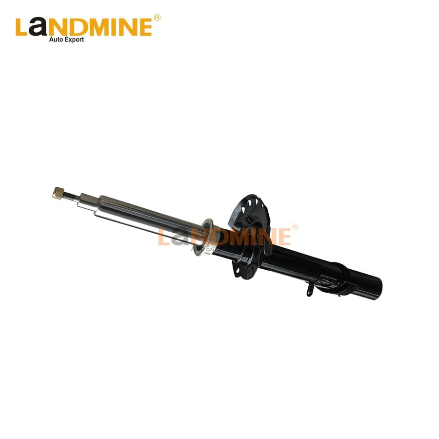 Free Shipping New Shock Absorber Rear Right With Sensor Suspension Spring Strut Ride Fit Land Rover Evoque BJ3218080