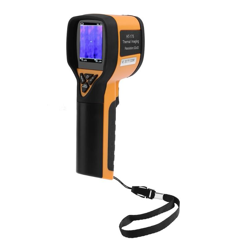 HT-175 Precision Thermal Imager Handheld IR Infrared Camera Thermometer -20 - 300 Celsius High Resolution Thermal Imaging Camera