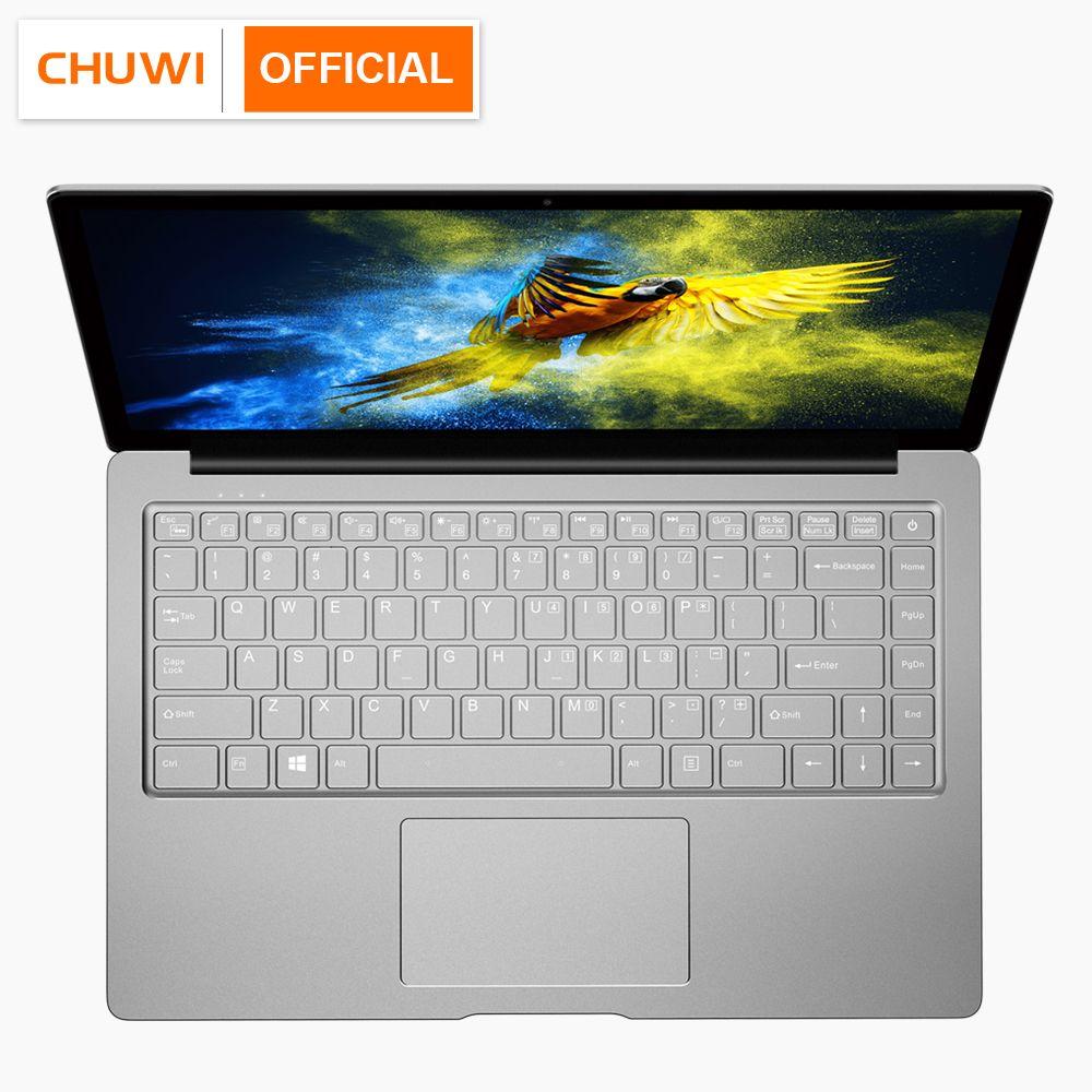 CHUWI LapBook Air 14.1 Inch Laptop Windows 10 Intel Apollo Lake N3450 Quad Core 8GB RAM 128GB ROM Notebook with Backlit Keyboard