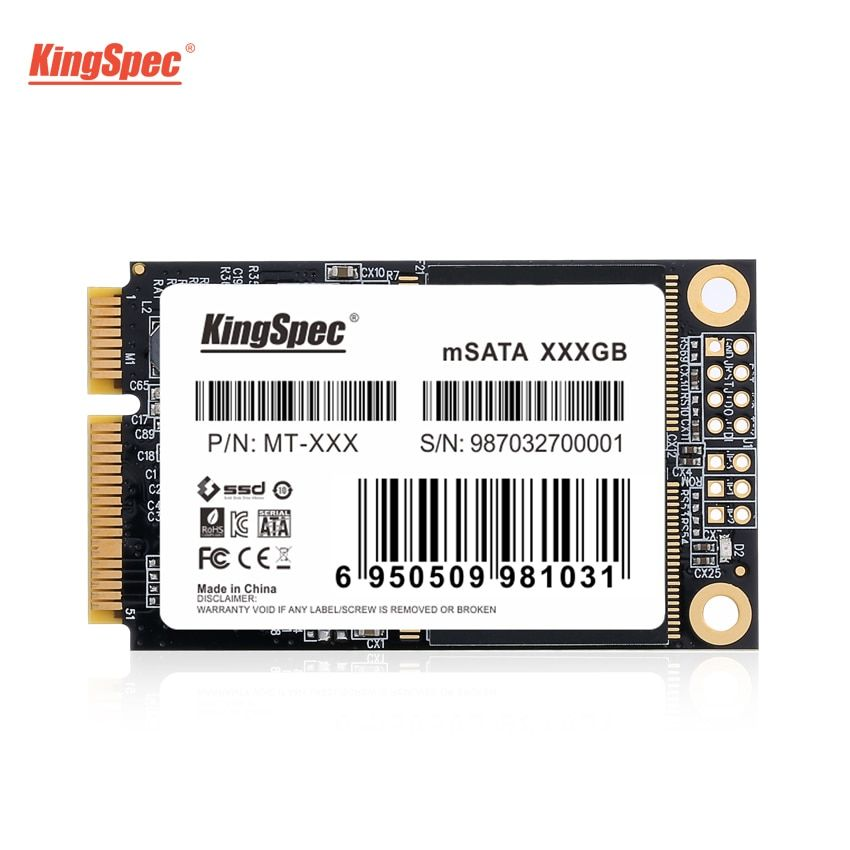 KingSpec SSD 512GB mSATA Original 6GB/S Internal SSD 500GB HDD Solid State Drive Disk For Embedded Motherboard Tablets Laptop PC