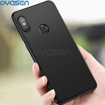 Silicone Cases For Xiaomi Mi 8 SE 5X 5 5S Plus 6 6X Max Mix 2 2S Note 3 Redmi S2 5 Plus 5A Note 4 4X 4A 5 5A Prime Phone Shell
