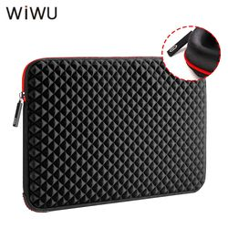 WIWU 17 17.3 inch Laptop Sleeve Waterproof Shockproof Black Notebook Case Bag For Macbook Pro Xiaomi huawei etc