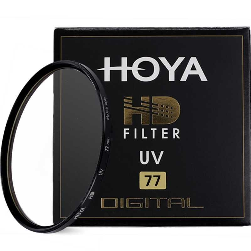 Hoya HD MC-UV 49mm 52mm 55mm 58mm 62mm 67mm 72mm 77mm 82mm Hardened Glass 8-layer Multi-Coated Digital UV (Ultra Violet) Filter