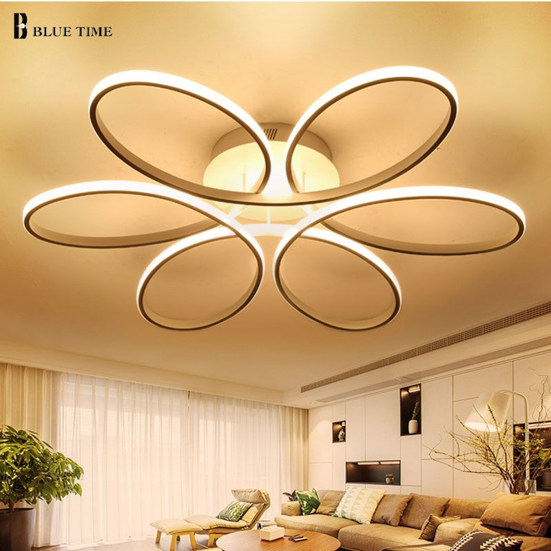 NEW Modern LED ceiling lights for living room bedroom Lamp modern led ceiling lamp dimming home lighting luminarias AC110V-220V