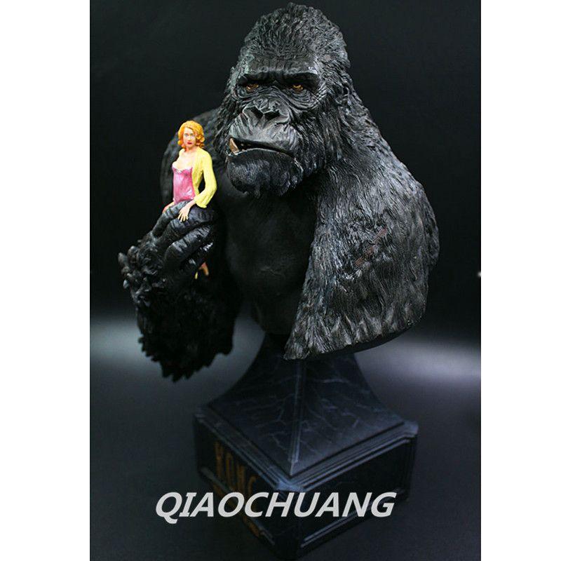 Legendary Orangutans Bust 12