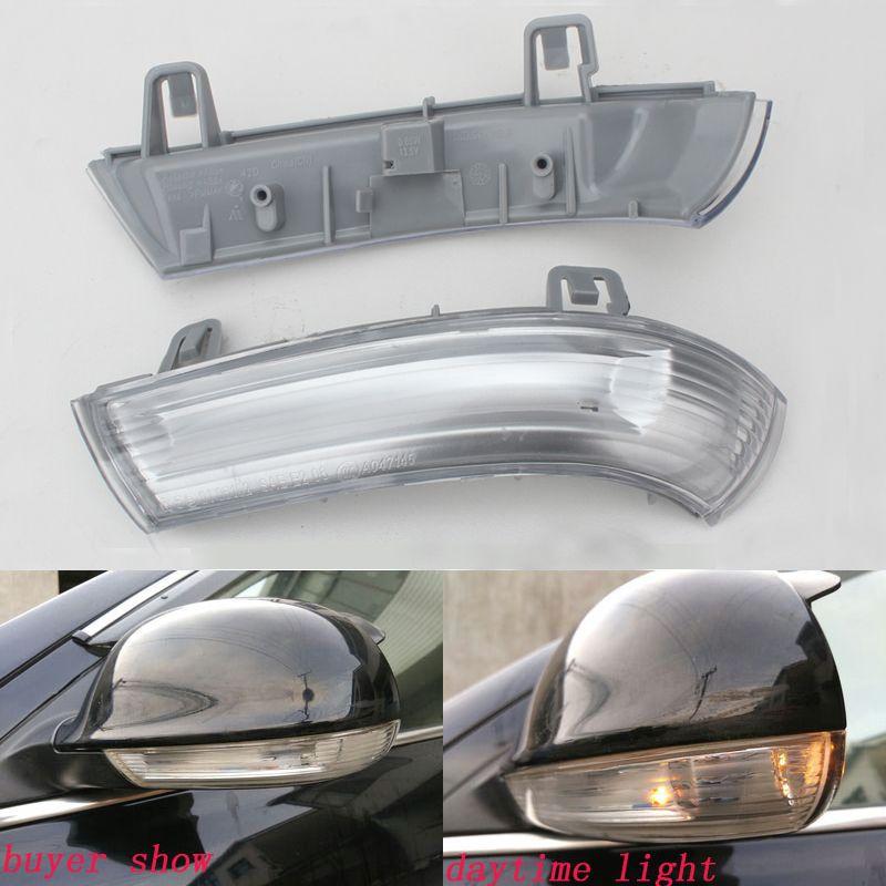 Miroir latéral Clignotants LED Lumières Pour VW pour Golf 5 6 v VI PLUS pour Passat B5 B6 pour sharan pour JETTA 1 paire