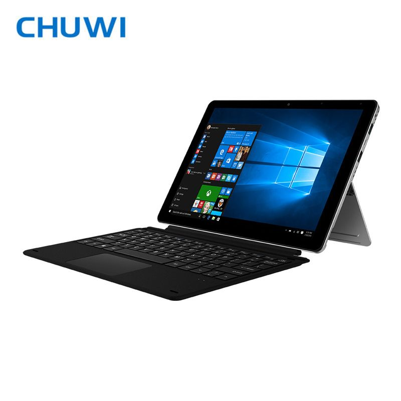 CHUWI 2 in 1 Tablet PC Intel Apollo Lake N3450 Quad Core 4GB RAM 64GB ROM 10.8 Inch 1920x1280 IPS Surbook Mini Windows Tablet