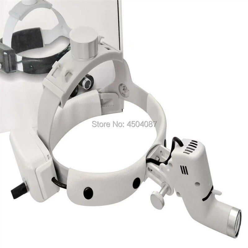 Medical Headlight 5W LED Medical Headlamp Dental Surgical Medical Headlight Focusable Light Spot