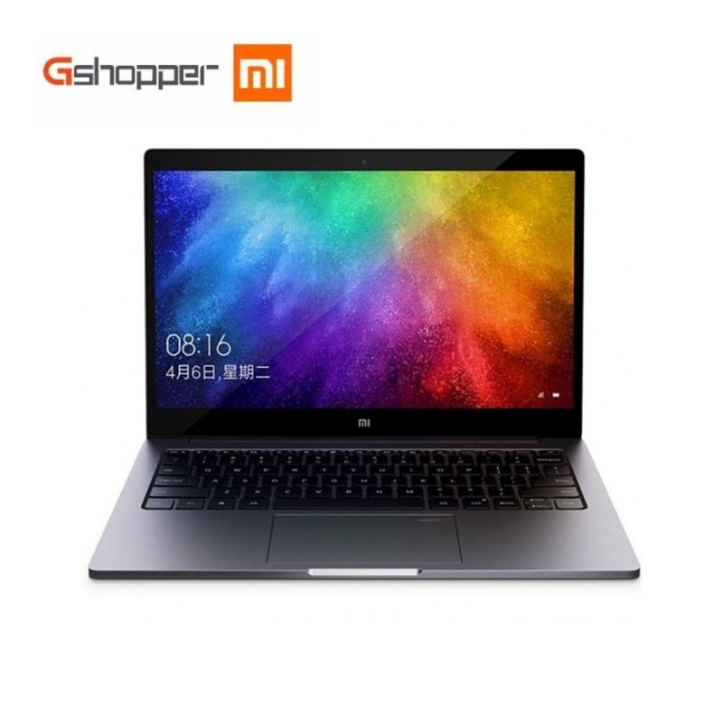 Original Xiaomi Mi Notebook 13,3 Zoll Air Quad-Core 8G ram 256G ssd Fingerabdruckerkennung Intel i7-8550U/i5-8250U Windows 10