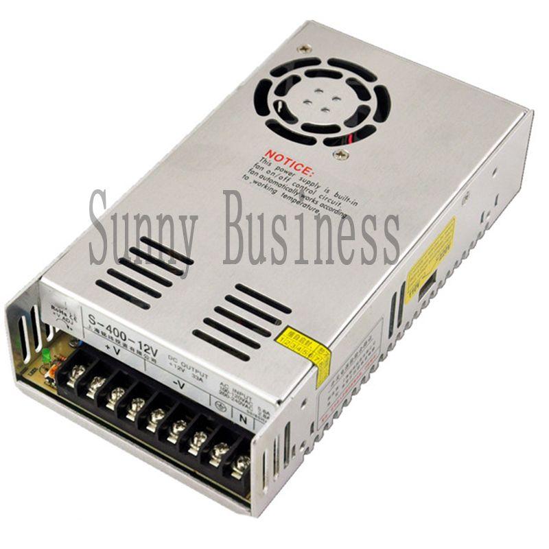 Beste qualität 400 Watt Schaltnetzteil Treiber für cctv-kamera Led-streifen AC 100-240 V Eingang zu DC 80 V 48 V 40 V 36 V 24 V 12 V 5 V