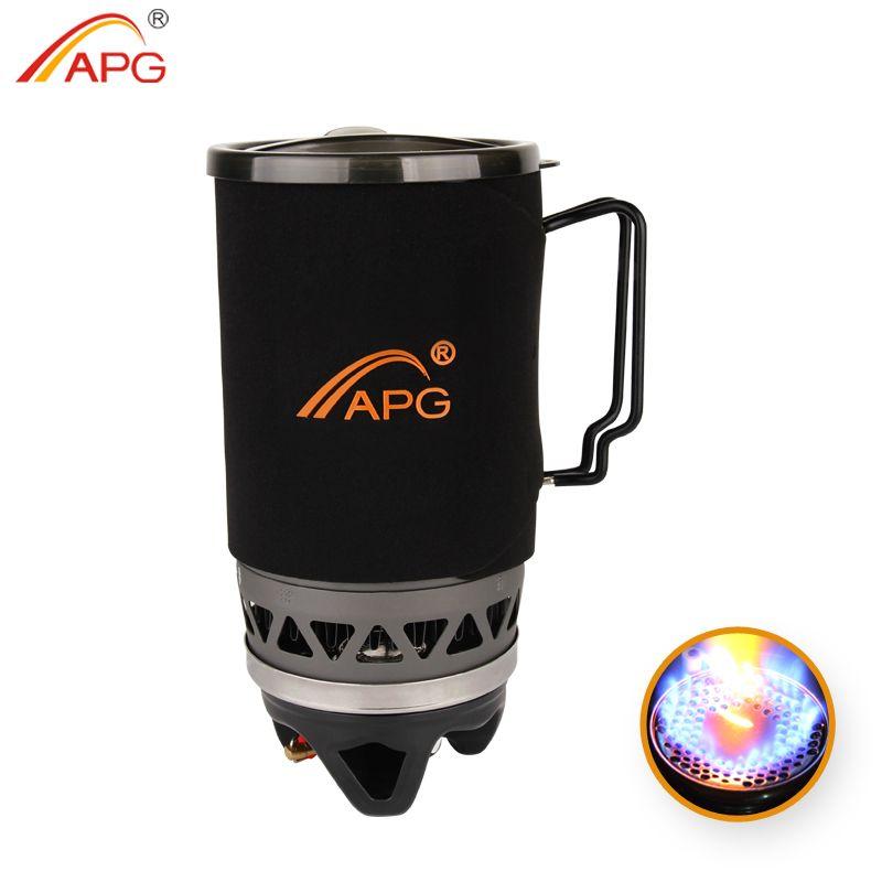 APG 1400 ml camping gasherd feuer kochen System und tragbare gasbrenner
