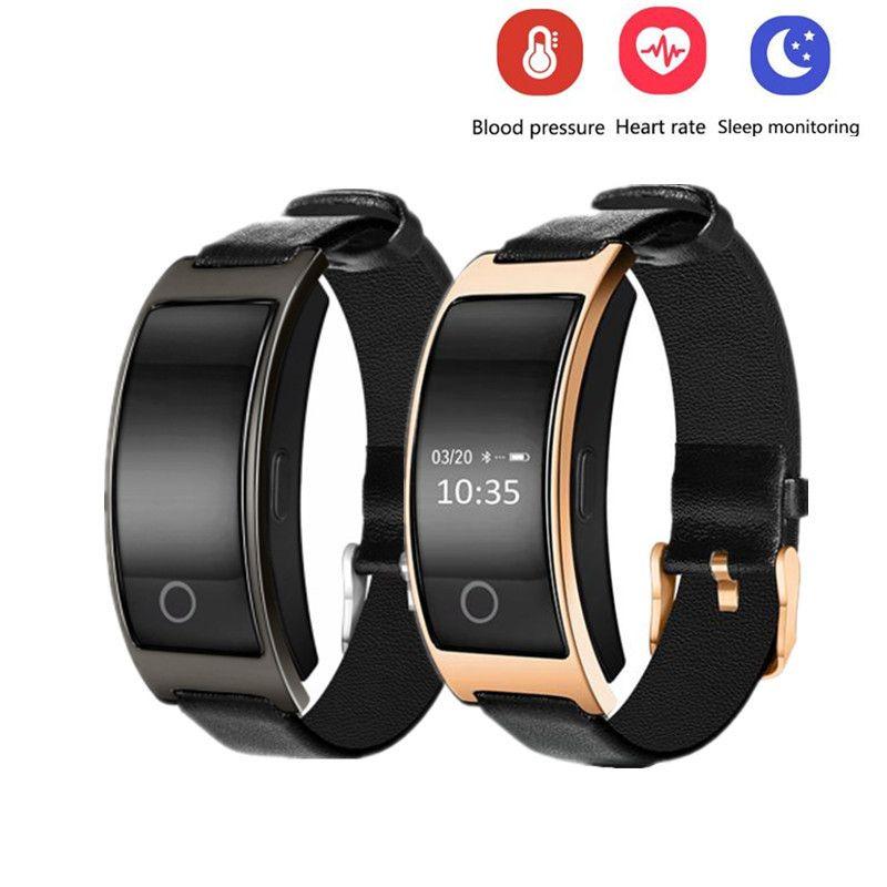 Sport CK11S Smart Band Blutdruck Uhr Blut Sauerstoff Herz Rate Monitor Smart Armband Fitness Tracker Pedometer Armband