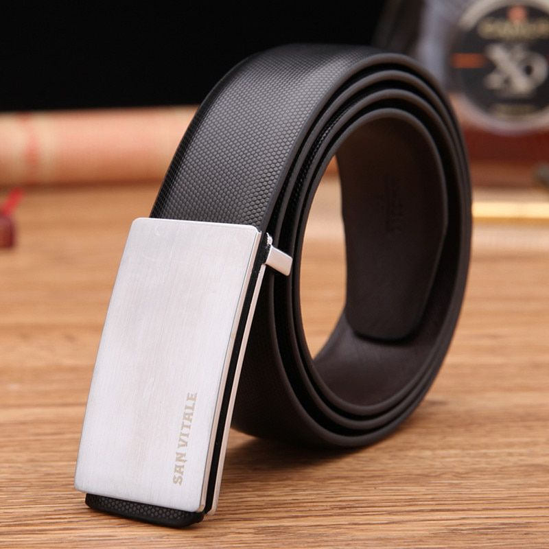 Designer Belts Men High Quality Genuine Leather Belt h Buckle Brand For <font><b>Business</b></font> Men Luxury Leather Belt h Belt Free Shipping
