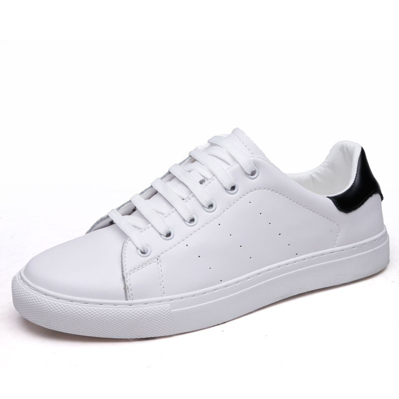 New student board shoes breathable men's white shoes couple models trend men and women shoes