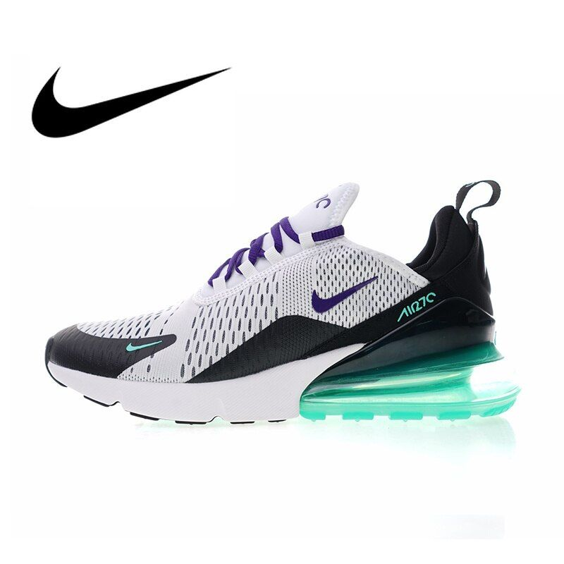 NIKE Air Max 270 Women's Running Shoes Sport Outdoor Breathable Sneakers Athletic Designer Footwear 2018 New Arrival AH6789-103