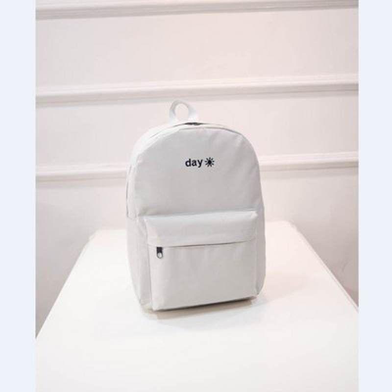 Alt 4 Druck graffiti weibliche rucksack neue college wind freizeit rucksack