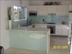 Smart u-образная кухня мебель остров столешницу Расширенный