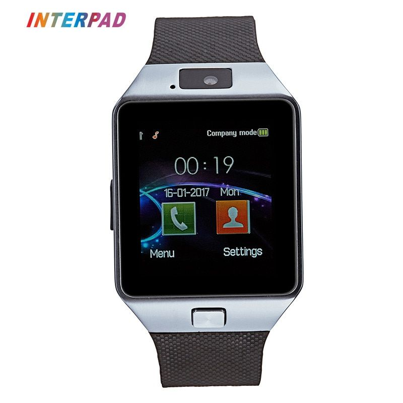 Prix usine DZ09 U8 montre intelligente numérique Sport montre-bracelet Support TF SIM réponse appel avec Tracker Fitness DZ09 Smartwatch