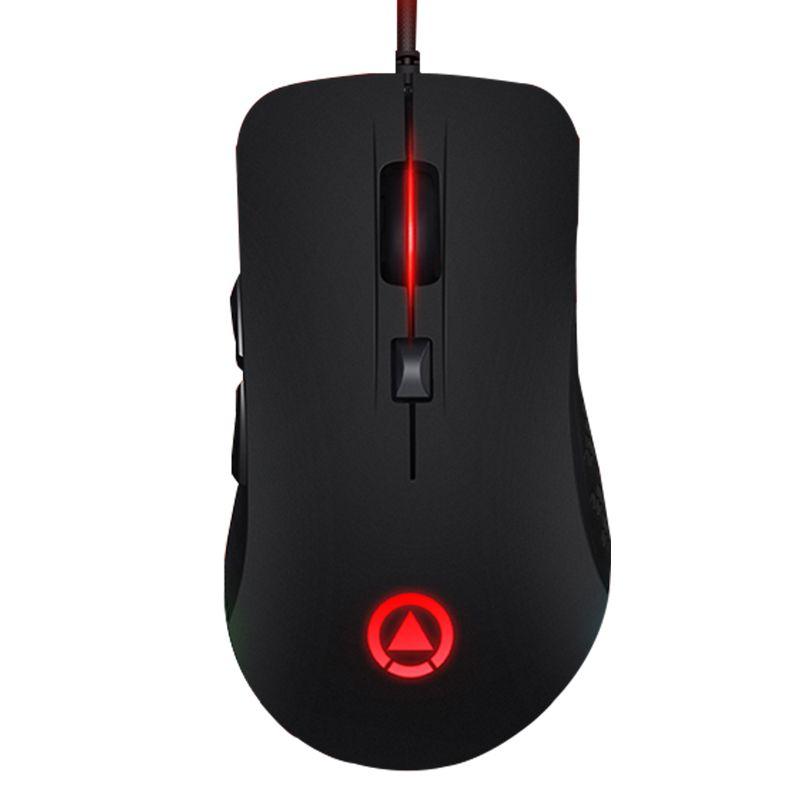 G402 filaire RGB lumière LED souffle silencieux muet 4000DPI ajuster USB ergonomique optique souris de jeu Gamer ordinateur portable 7 boutons