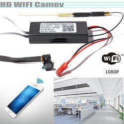 Wide Angel Lens Wireless WiFi IP CCTV Mini Camera Sport Espia DV Voice Video Recorder Digital Small Cam Camcorder Freeshipping