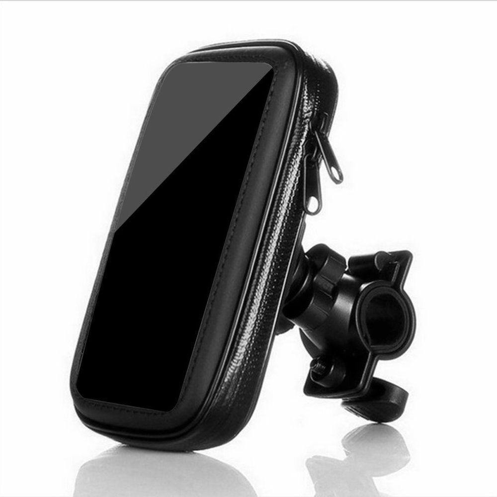 GPS Navigation Case Holder Rack Bracket 2017Universal Portable Waterproof Outdoor Vehicles Motorcycle Bike Mobile Phone