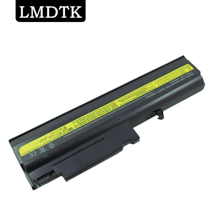 LMDTK New 6cells laptop battery for IBM T40 T41 T42 T43 R51 R52 R53 Series 08K8193 08K8195 08K8214 Free shipping