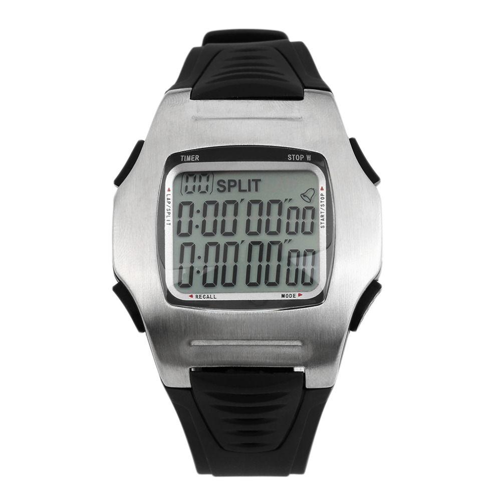 Fußball-schiedsrichter Timer Sport Spiel spiel Armbanduhr Fußball Chronograph kostenloser versand