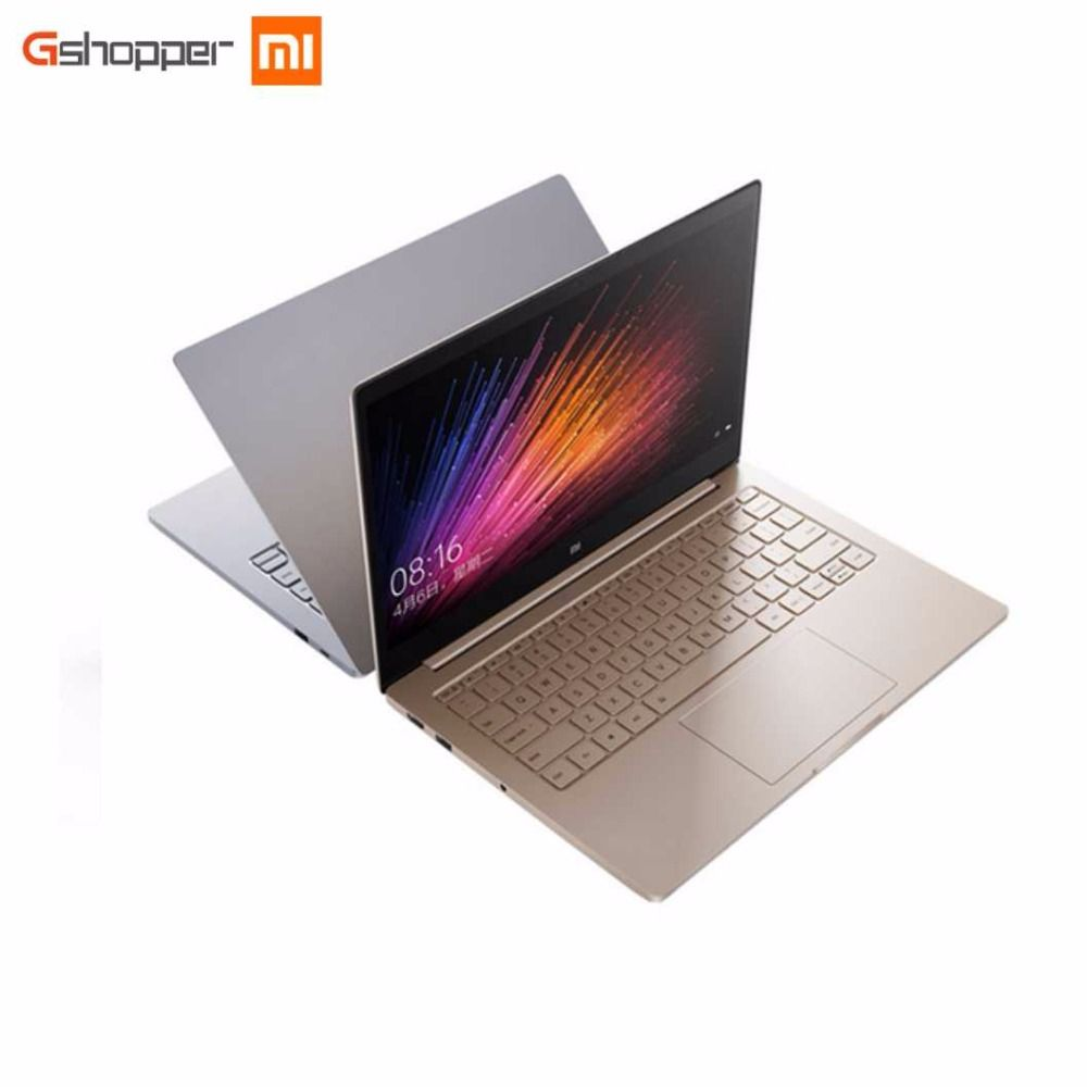Original 13.3 Inch Xiaomi Mi Notebook Air Fingerprint Recognition Intel Core i7 CPU 8G ram 256G SSD Windows 10 Ultrabook Laptop