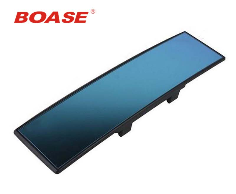 New Large Vision Car Glare Proof Mirror Outlook Interior Car Explosion-proof Wide Angle Rearview Blue Mirror Surface Endoscope
