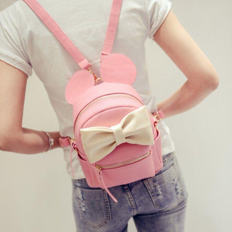 dower me AA15-17 new packbag <font><b>specials</b></font> Lingge casual backbag starry sky PU backpacks