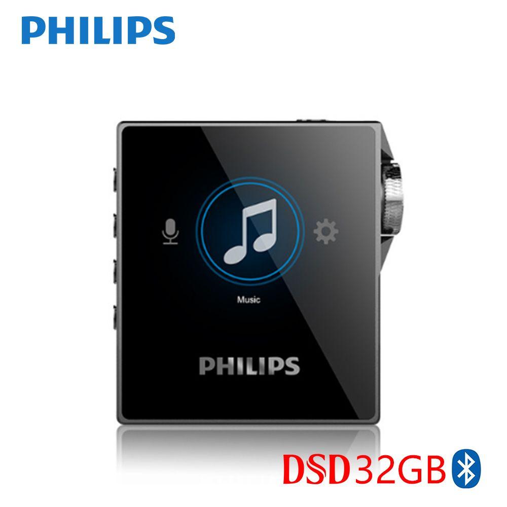 Philips DSD Voice Recorder Fancier MP3 Player Music Bluetooth 4.0 HIFI lossless PCM Format SA8332