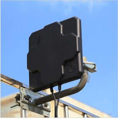 4G Antenne Outdoor Panel 18dbi High Gain 698-2690 MHz 4G LTE Antenne Richtungs MIMO Externe Antenne für Wireless Router
